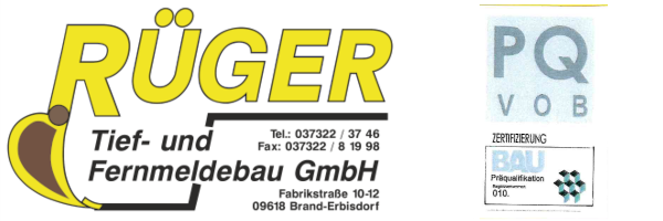 Rüger Tief- und Fernmeldebau GmbH